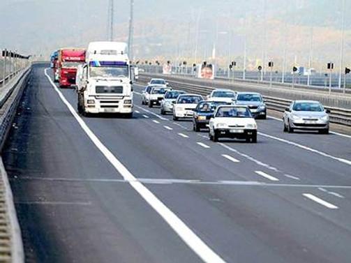 Köprü ve otoyol gelirleri 650 milyon liraya yaklaştı