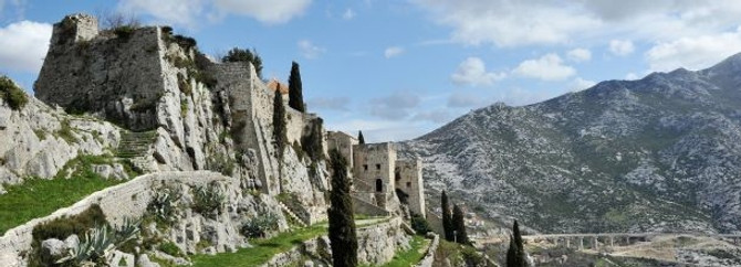 Hırvatistan'daki Osmanlı kalesi turistlerin gözdesi oldu
