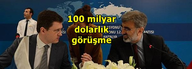 100 milyar dolar için çalışıyoruz