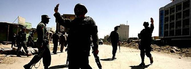 İntihar saldırısında 7 Gürcü askeri öldü