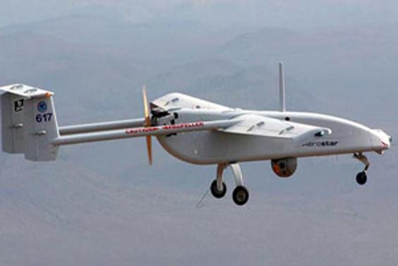 Sinop'ta düşen hava aracı TSK Projesine ait