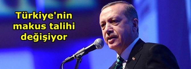 Türkiye'nin makus talihi değişiyor