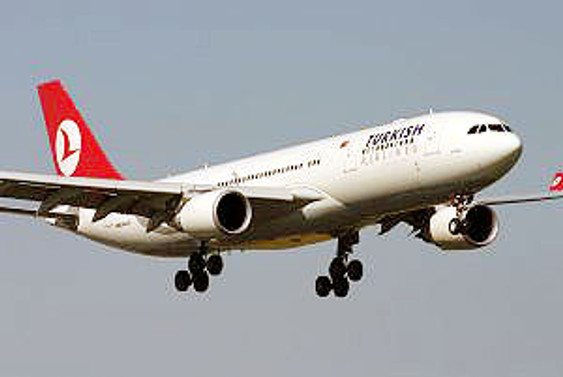 THY New York-İstanbul uçağında teknik arıza