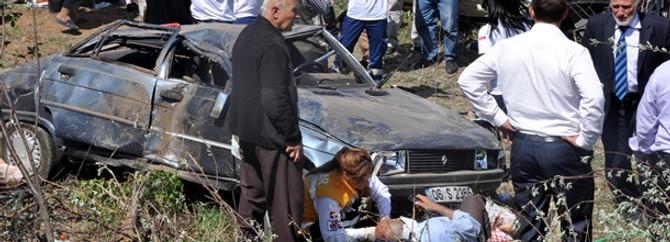 """DSÖ'den """"yaya kazalarını durdurun"""" çağrısı"""