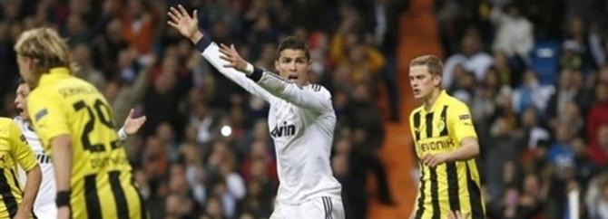 Real Madrid'e 2 - 0 yetmedi