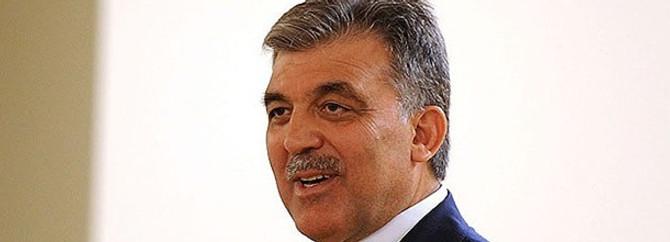 Gül'ün, CHP'lileri kabulü gündemden çıkarıldı