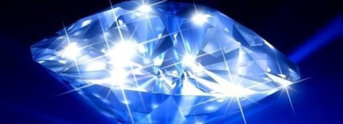 Güney Afrika'da 'mavi elmas' bulundu