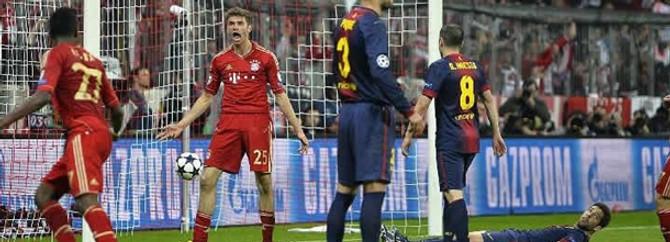 Bayern Münih finalde