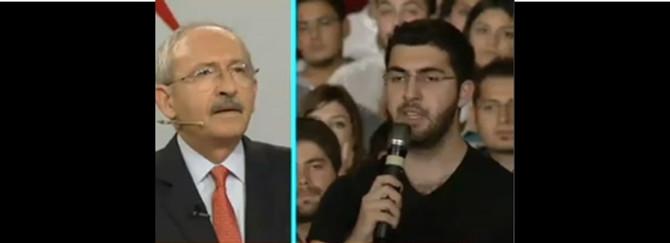 Balyoz sanığının oğlundan Kılıçdaroğlu'na tepki