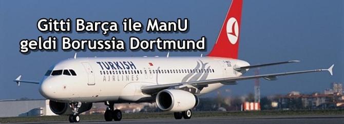 Gitti Barça ile ManU, geldi Borussia Dortmund