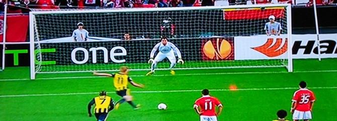 Benfica finale yükseldi