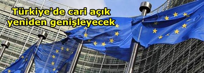 Türkiye'de cari açık yeniden genişleyecek