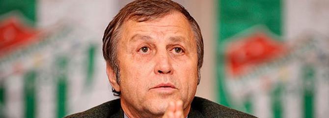 Bursaspor Kulübü Başkanı hayatını kaybetti