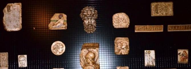 Orijinalleri dünya müzelerinde