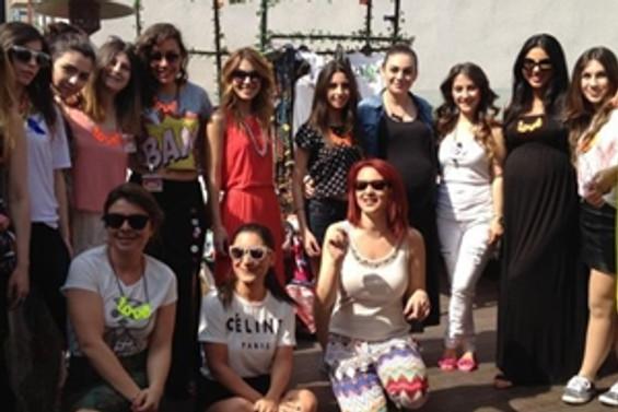 Moda severler Blogger Bazaar'da buluştu