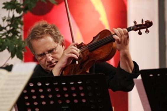 12'nci Mersin Uluslararası Müzik Festivali, Mintz ile başlıyor