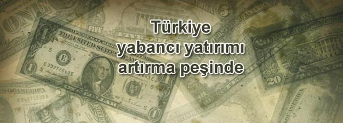 Türkiye, yabancı sermayeyi artırma peşinde