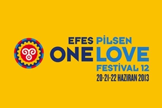 Efes Pilsen One Love Festival 12'nin programı açıklandı