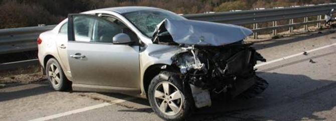 Trafik kazalarının maddi zararı depremden fazla