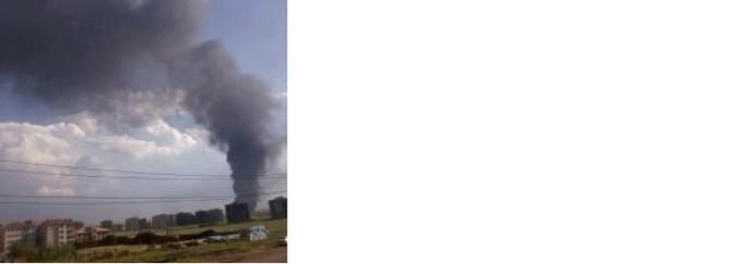 Diyarbakır'da petrol boru hattında patlama