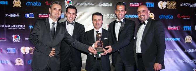 "Rixos The Palm Dubai Ortadoğu'nun ""En iyi Resort Oteli"" seçildi"