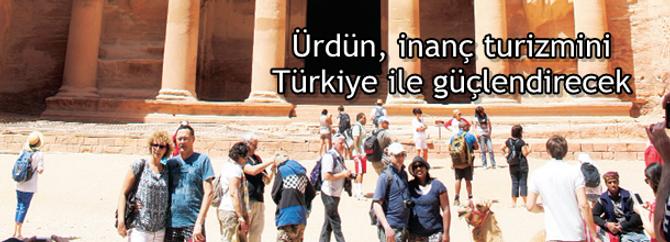Ürdün, inanç turizmini Türkiye ile güçlendirecek