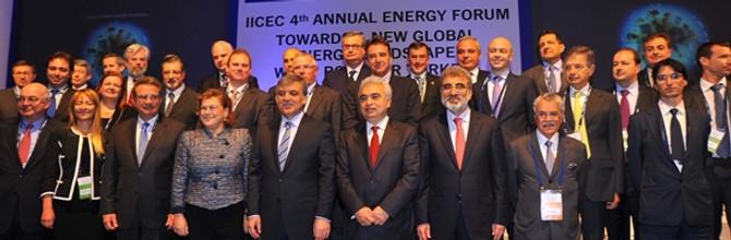 Sabancı Üniversitesi IICEC dünya enerji devlerini biraraya getirdi
