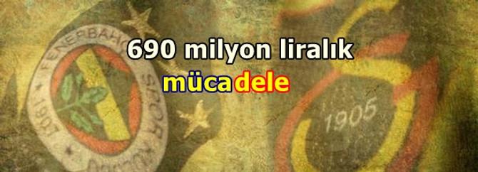690 milyon liralık mücadele
