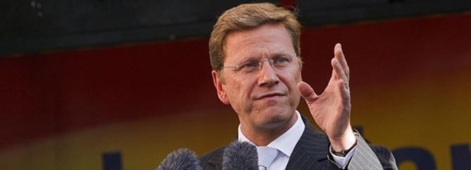 Westerwelle'den BMGK ve Rusya'ya çağrı