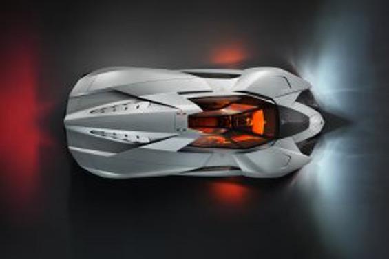 Lamborghini'den tek kişilik 'Egoista'