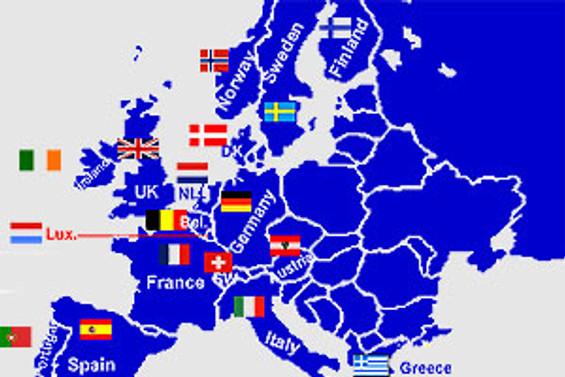 Avrupa'da otomobil pazarı küçüldü