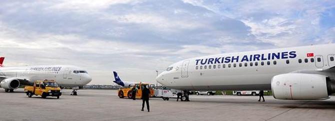 THY'nin Isparta-İstanbul seferleri başladı