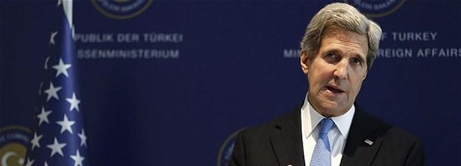 Kerry Suriye Dışişleri Bakanı'yla görüştü