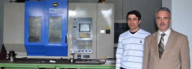 Türkiye yerli nakış makinesi üretecek