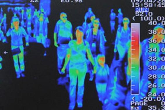 Antalya Havalimanı'na iki termal kamera