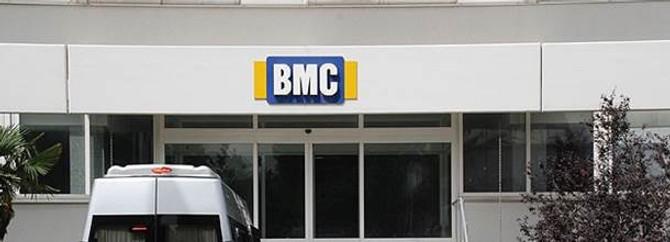 BMC'yi harcamayın