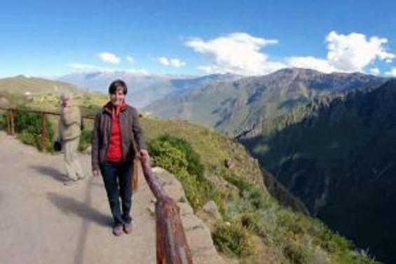 Hiç kıpırdamadan Peru ve Bolivya