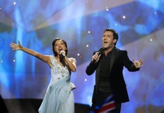Eurovision bu yıl da çok renkli geçti [FOTOGALERİ]