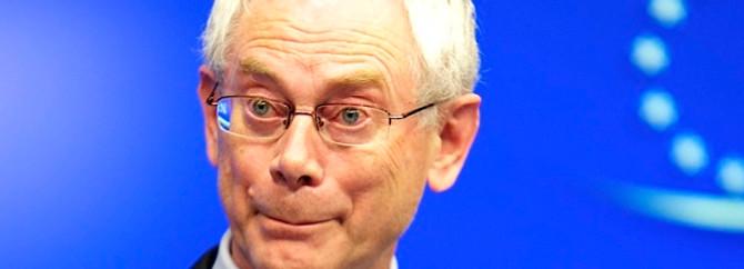 Van Rompuy, Türkiye'yi ziyaret edecek