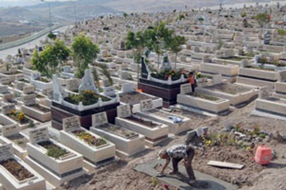 Türkiye'de geçen yıl 372 bin kişi öldü