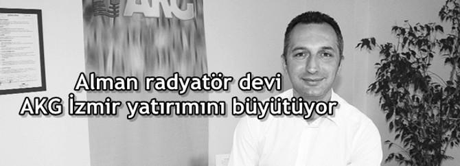 Alman radyatör devi AKG İzmir yatırımını büyütüyor