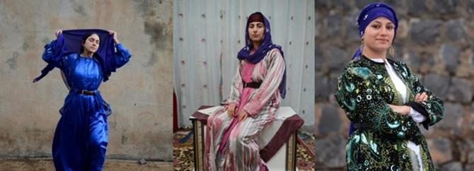 Türkiye mozaiğini kıyafetlerinde taşıyorlar