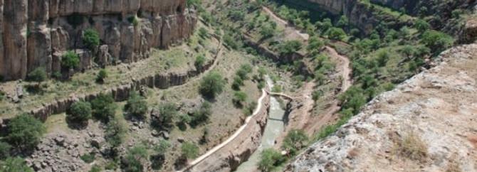 35 milyon yıllık kanyon