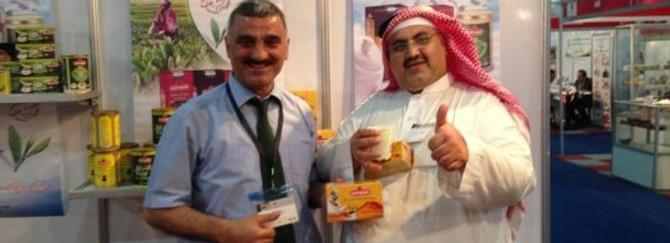 Araplar Türk çayını sevdi
