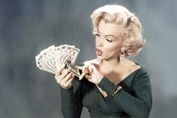 Monroe'nun fotoğrafları çalındı
