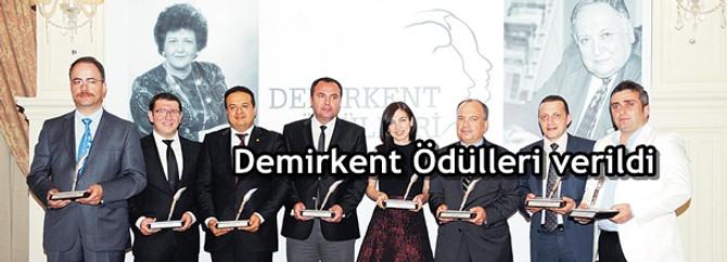 Demirkent Ödülleri verildi