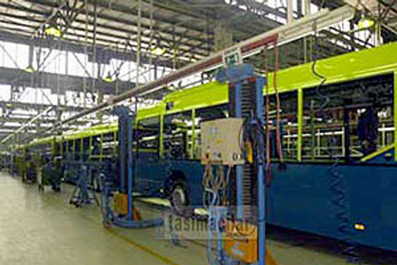 Daimler AG'nin lüks otobüsleri Bursa'da üretilecek
