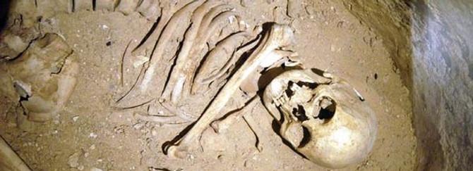 Çin'de 20 antik mezar bulundu