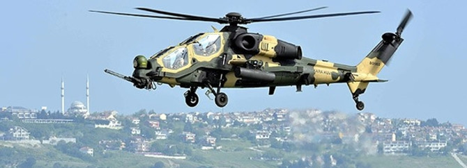 ATAK helikopterler son aşamada
