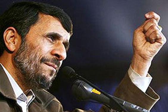 Ahmedinejad Obama'yı kutladı